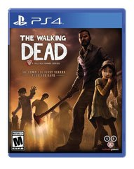 Telltale Games: The Walking Dead The Complete First Season