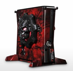 Gears of War 3 Licensed Xbox 360 Slim Console Case