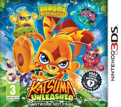 Moshi Monsters Katsuma Unleashed Nintendo