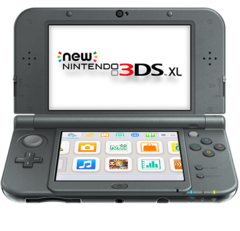 New 3DS XL Console w/ Game Bundle