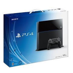 PlayStation 4 w/ Game & Controller Bundle