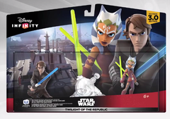 Disney Infinity 3.0 Star Wars Twilight of the Republic Play Set