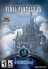 Final Fantasy XIV Heavensward and Realm Reborn Bundle