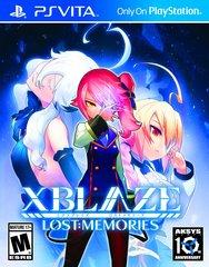 Xblaze Lost Memories