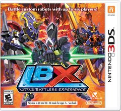 LBX Little Battlers eXperience