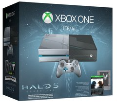 Xbox One Console Halo 5 Limited Edition 1TB Bundle