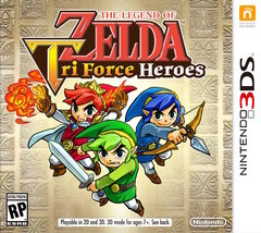 The Legend of Zelda TriForce Heroes