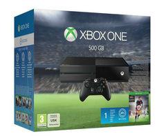 Xbox One 500GB FIFA 16 Bundle