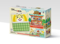 New Nintendo 3DS Animal Crossing Happy Home Designer Bundle