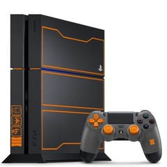 Playstation 4 Console Bundle (Limited Edition COD Black Ops III)