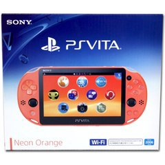 Playstation Vita 2000 Console (Neon Orange)