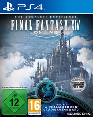 Final Fantasy XIV Heavensward and Realm Reborn Bundle