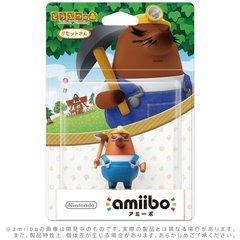 Mr.Resetti Amiibo