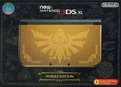 New 3DS XL Console Hyrule Edition