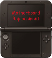 3DS XL Motherboard Repair Service
