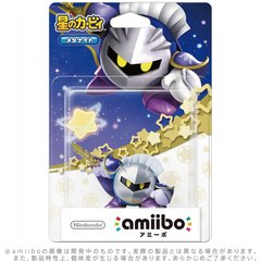 Meta Knight Kirby Stars Collection Amiibo