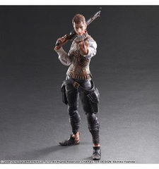 Final Fantasy XII Play Arts Kai – Balthier