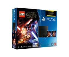 Lego Star Wars: Force Awakens Playstation 4 Bundle