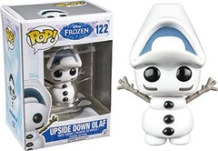 Funko Pop! Frozen: Upside Down Olaf