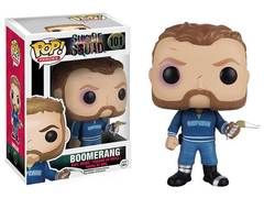 Funko POP Movies : Suicide Squad - #101 Captain Boomerang