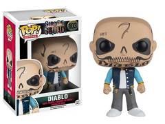 Funko POP Movies : Suicide Squad - #103 El Diablo