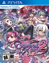 Criminal Girls 2 Party Favor