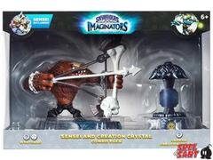 Skylanders Imaginators: Wolfgang and Undead Creation Crystal (Combo Pack)