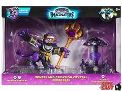 Skylanders Imaginators: Master Mysticat and Magic Creation Crystal (Combo Pack)