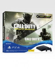 Call of Duty: Infinite Warfare Playstation 4 Slim Bundle