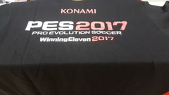 Pro Evolution Soccer 2017 T-Shirt