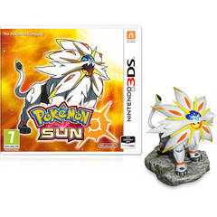 Pokemon Sun With Figurine