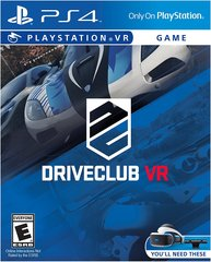 Driveclub VR (VR Required)