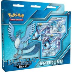 Pokemon Articuno EX Legendary Battle Deck