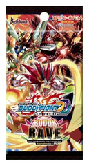 BuddyFight D-BT01A Buddy Rave
