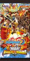 BuddyFight D-BT02 Roar! Invincible Dragon!!