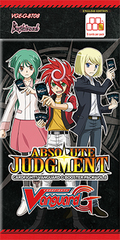 Vanguard G Booster Set 8: Absolute Judgment