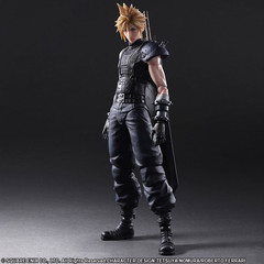 Play Arts Kai - Cloud Strife FF7 Remake Edition
