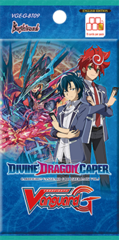 Vanguard G Booster Set 9: Divine Dragon Caper