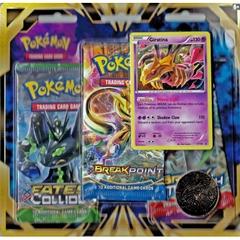 Pokemon XY Giratina 3 Pack Blister