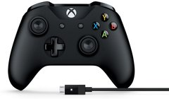 New Xbox One Wireless Controller (With Cable)