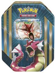 Pokemon 2016 Triple Power Shiny Gyarados-EX Collector Tin