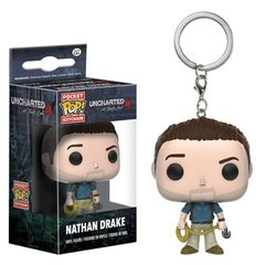 Funko Pocket POP Nathan Drake Vinyl Figure Keychain by Pocket POP!