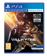 EVE: Valkyrie (VR Required)