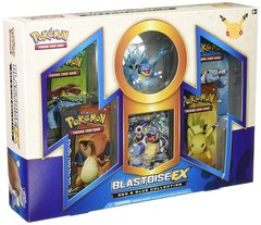 Pokemon Blastoise EX Red & Blue Collection