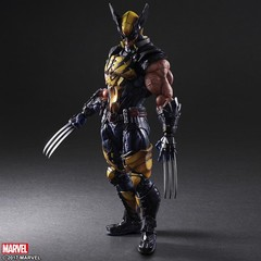 Play Arts Kai - X-Men - Wolverine