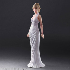 Play Arts Kai - Final Fantasy XV - Lunafreya Nox Fleuret