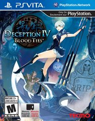 Deception IV: Blood Ties (Japanese)
