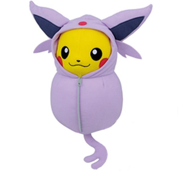 Small_sleeping_bag_pikachu_plush