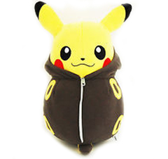 Small_sleeping_bag_pikachu_plush_2