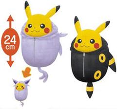 Small_sleeping_bag_pikachu_plush_3
